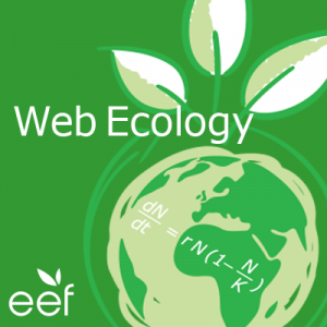Web Ecology cover